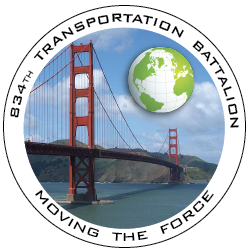 834th Transportation Battalion
