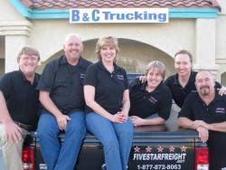 B&C Trucking (Five Star Freight)