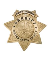 Costa County Sheriffs Department