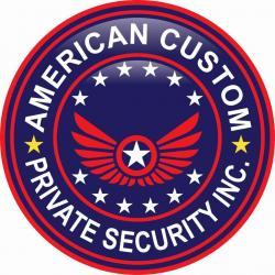American Custom Private Security