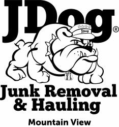 JDog Junk Removal and Hauling - Mountain View