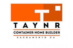 Taynr Container Home builder