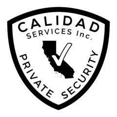 Calidad Services Inc.