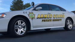 Armed Guard Private Security