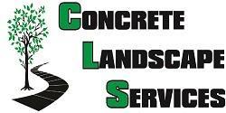 Concrete Landscaping Services, Sacramento, CA